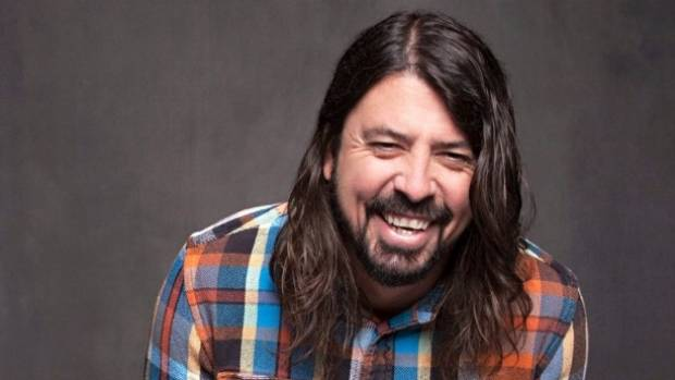 Dave Grohl in 2015.
