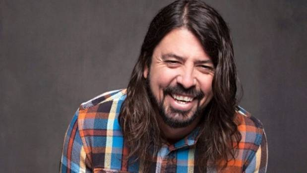 Dave Grohl enjoys a good 'rickroll' as much as anyone.