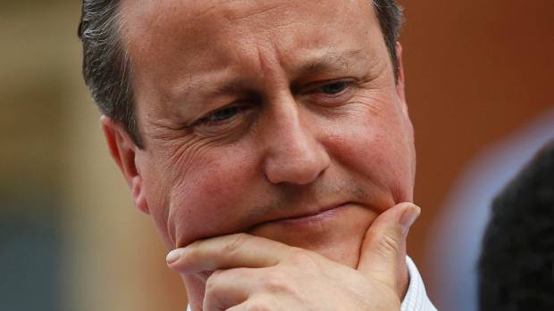 Britain's Prime Minister David Cameron campaigned strongly for his country to remain in the European Union.