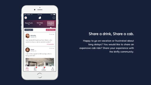 airline hook up app The friendly skies are about to get a whole lot friendlier, thanks to wingman, a  tinder-like app (set to drop next month) that helps you hook up.