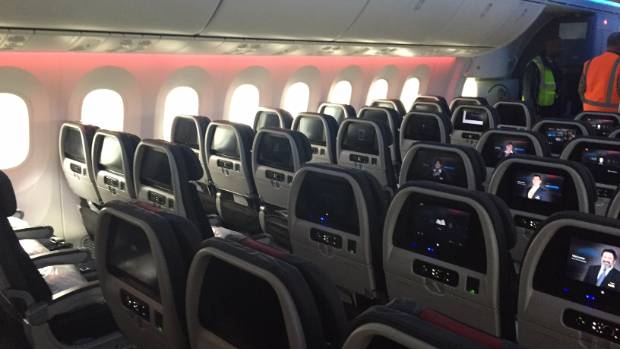 American Airlines Auckland Flight Takes Off Stuff Co Nz