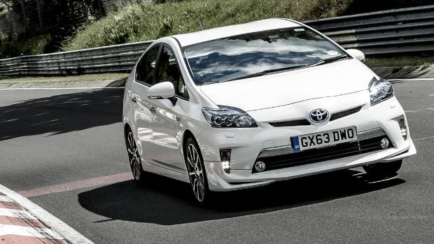 Toyota New Zealand moves to electric vehicles  the used car way