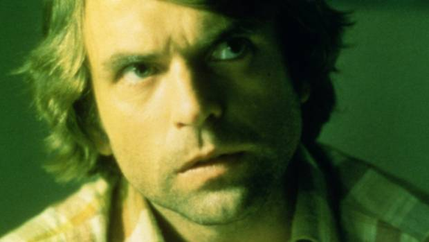 Sam Neill as Smith in Sleeping Dogs (1977).