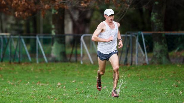 Phil Costley Competes In Oaklands Milk Run At Saxton Field