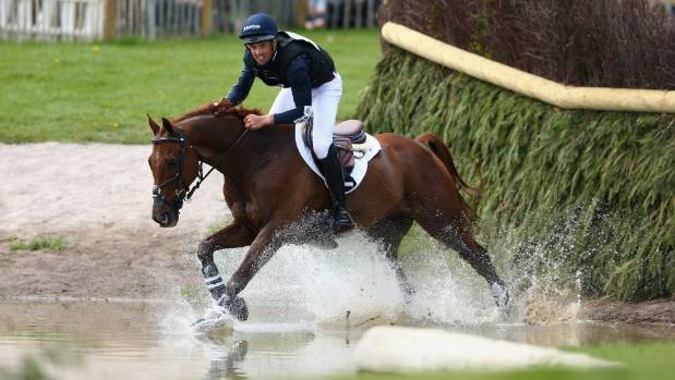 Sir Mark Todd Named In New Zealand Equestrian Team For Rio