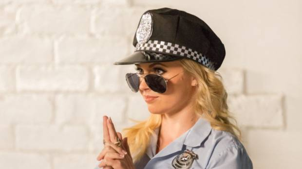 Kimberley Crossman has been back in New Zealand this month filming the second season of Mediaworks' comedy Funny Girls.