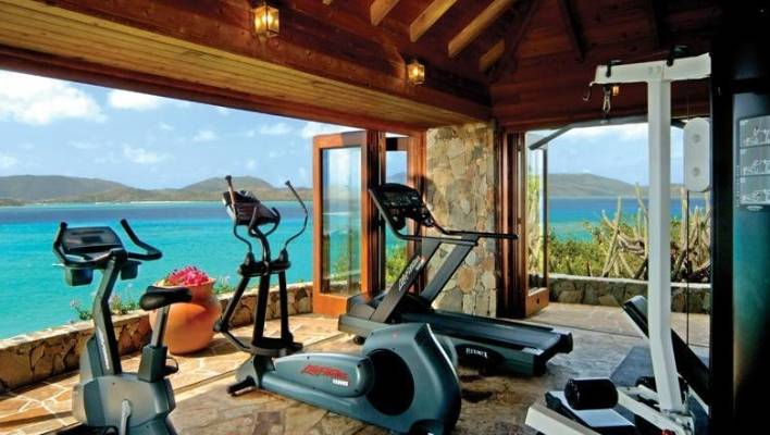 Explore the world's gyms with the ten most spectacular views | Stuff.co.nz
