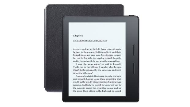 The new feature will work on all Kindles including the flagship Oasis which was released this year.