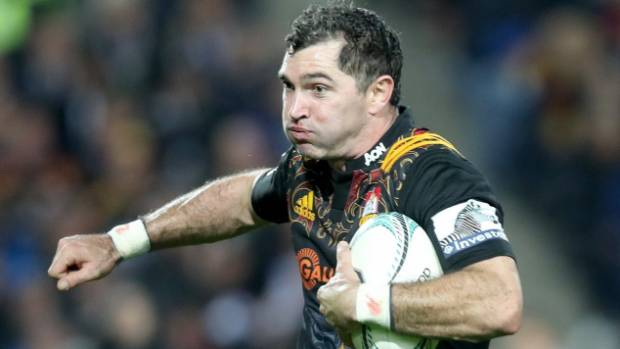 Stephen Donald will captain the Chiefs against the British and Irish Lions.
