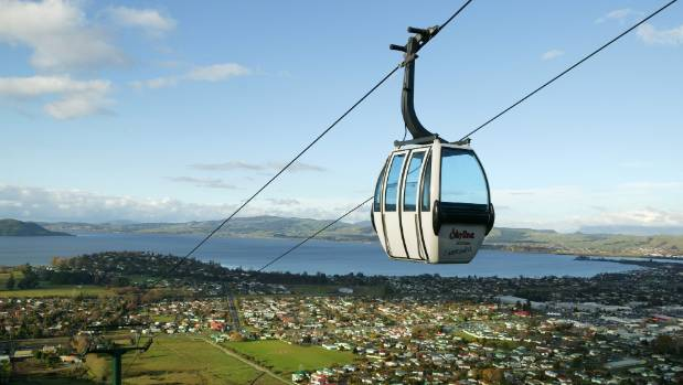 The Skyline in Rotorua is one of the areas top tourist destinations and created the luge – a patent that has been taken ...