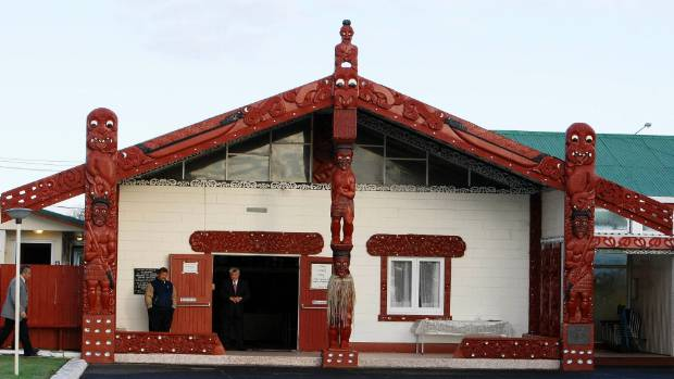 Te Puea Marae opened its doors to stranded US tourists in February.
