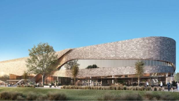 Crown goes it alone on christchurch convention centre for Christchurch architecture firms