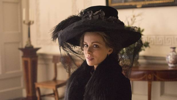 In Love & Friendship, Kate Beckinsale plays a charismatic, manipulative widow channelling her guile into finding rich ...