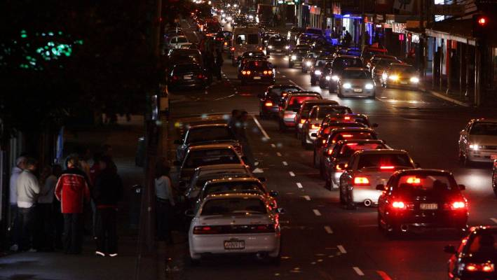 Christchurch S Anti Cruising Bylaw Toothless Central City