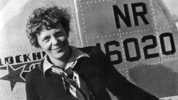 New photo evidence could show Amelia Earhart survived plane crash