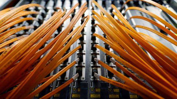 More than 20 per cent of households with access to fibre have connected.