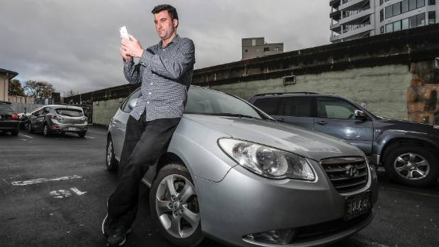 Uber driver and chairman of the Uber Drivers Association Ben Wilson says the ride-sharing multinational treats its ...