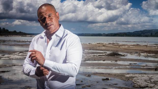Temuera Morrison lends his voice to Moana's father in the upcoming film of the same name.