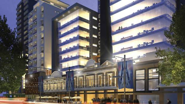 Surge of new hotels expected on back of christchurch for Christchurch architecture firms