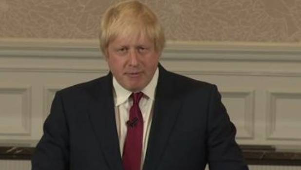 Can politics get any more bizarre? Former Mayor of London and Vote Leave campaigner Boris Johnson rules himself out of ...