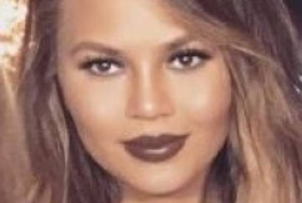 Why Chrissy Teigen Is Endorsing The Reverse Mullet Haircut Stuff