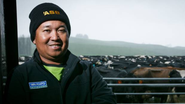 Migrants such as Filipino Migrants such as Filipino Ireneo Molina are generally great farm employees but there are ...