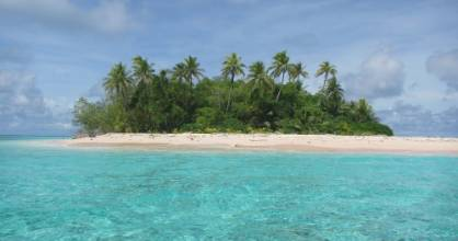 If you've never heard of Tuvalu, it's probably because it's in danger of being wiped off the map by rising sea levels.