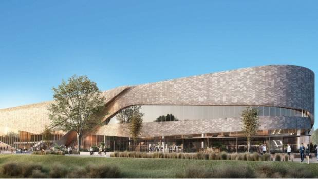 "The Crown is delivering the ""big ticket"" convention centre on its own."