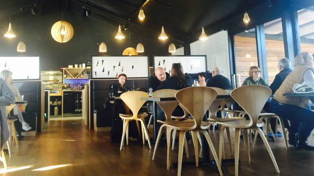Casual and Country's new eatery in Ferrymead, Ten27.