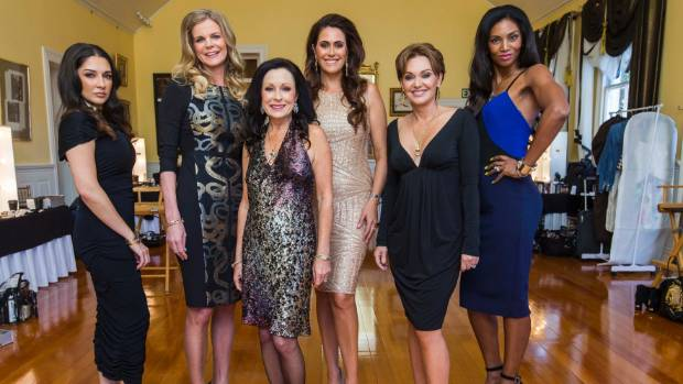 The claws are already out in the first season of Real Housewives of Auckland.