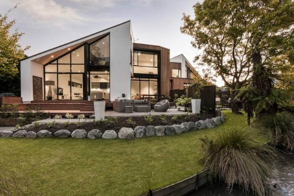 Architectural design awards showcase the best of for Christchurch architecture firms