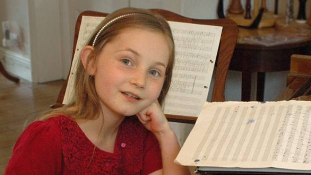 Inside the mind of Alma Deutsche - a child prodigy | Stuff co nz