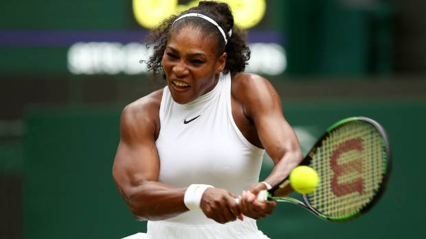 Serena Williams Viktor Troicki Fined At Wimbledon For Bad