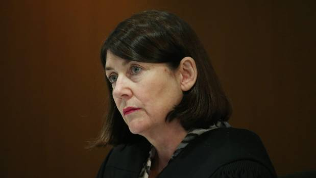 Chief District Court judge Jan-Marie Doogue sentenced Wellington Electricity and Northpower in the Wellington District ...