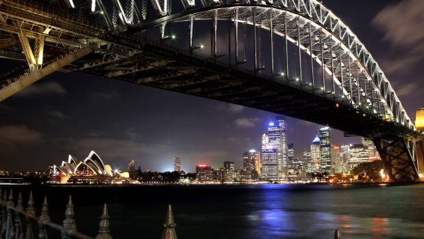 In Australian cities like Sydney, high-rise living is common.