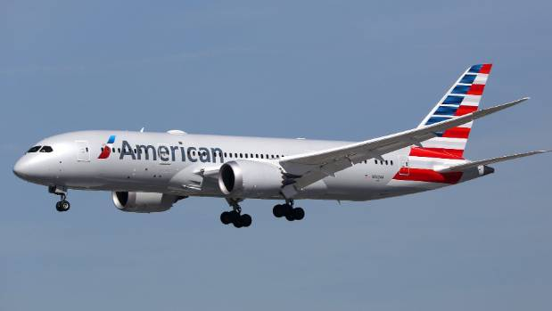 American Airlines is flying from Los Angeles to Auckland again.