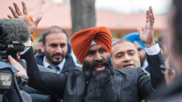 Protest organiser Jaspinder Singh says the strike will not go ahead because too many are involved in transporting ...