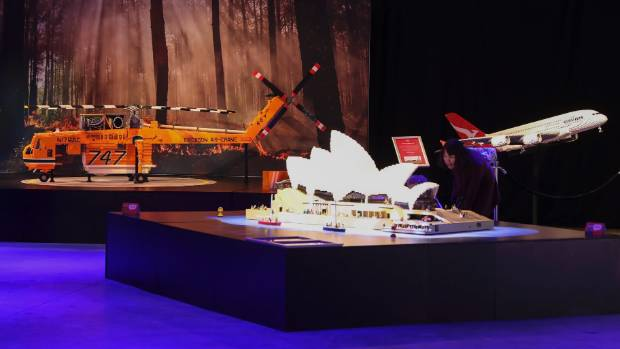 The Brick Man: Ryan McNaught presents New Zealand's ...