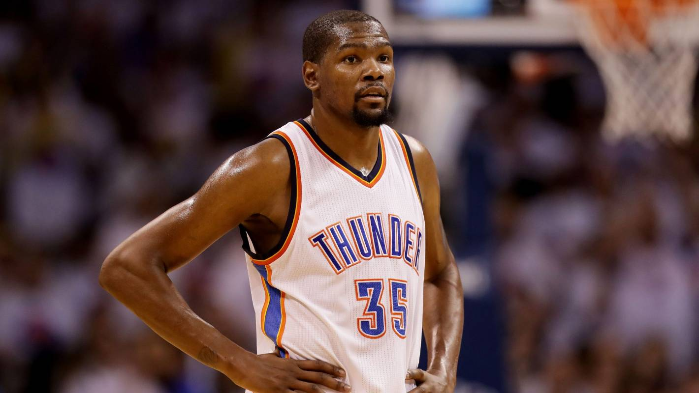 b30f15ebbbe Kevin Durant s switch to Golden State Warriors  weakest move by a superstar