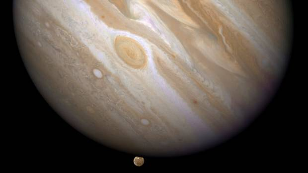 It is hoped Juno will help unlock secrets of the solar system and about the giant planet itself.