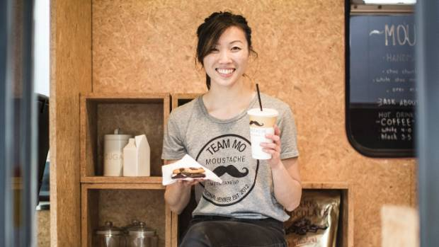 Deanna Yang started her popular cookie business Moustache with $50 in her bank account and no knowledge of how to run a ...