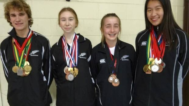 Canterbury Fencers To Represent New Zealand At Australian