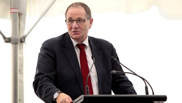 Outgoing MP for Whanganui Chester Borrows is taking part in an art exhibition in March.