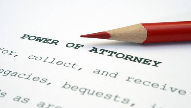 Take extreme care who you give power of attorney to, and under what circumstances. ALEXSKOPJE/123RF