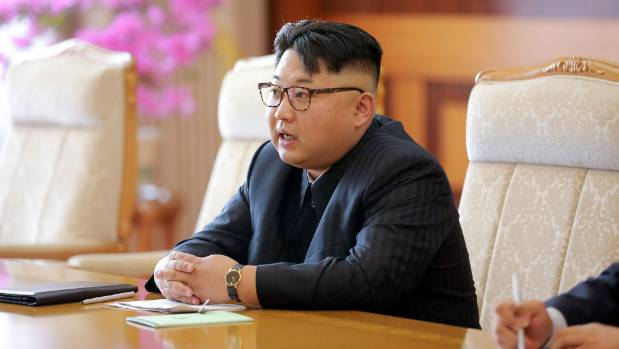 US President Donald Trump said last year he was willing to meet North Korean dictator Kim Jong Un, but a senior Korean ...