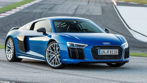 This is how the Audi R8 ended up, but below are the various concepts that strongly hinted it was on the way.