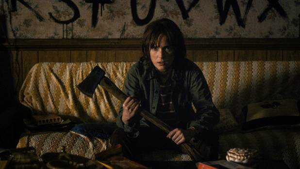 FFXENT. Supplied image of Winona Ryder for Stranger Things.