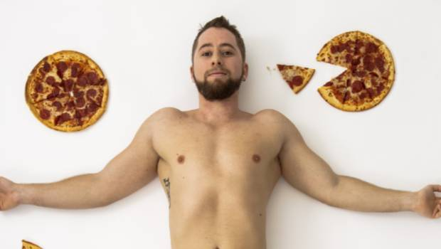 This man ate pizza every day for 222 days | Stuff co nz
