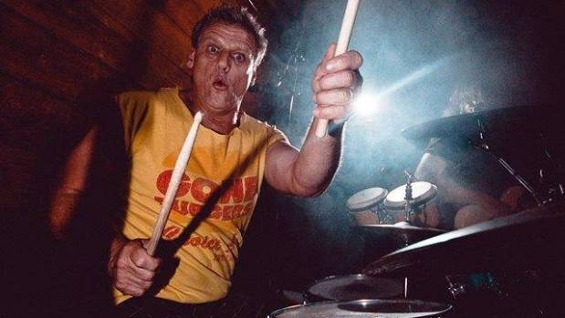 """Former DD Smash drummer Peter """"Rooda"""" Warren will be on the kit for the Deep Purple Project show, playing the ..."""