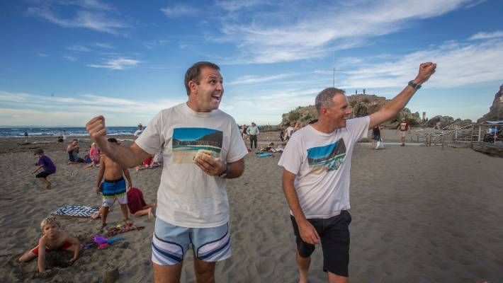 35bd61111dae6 How did NZ buy a beach? These two men successfully campaigned to buy an Abel